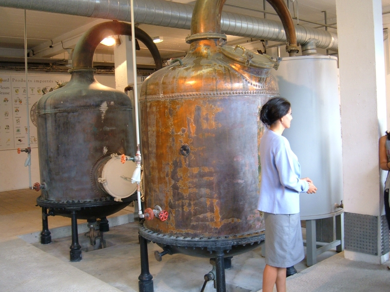 Distilleries Eze