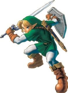 Link en héros