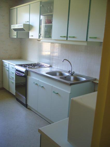 cuisine avant rénovation!
