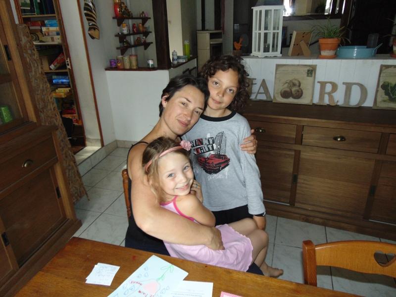 6-Mère et ses enfants