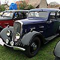 Peugeot 301 d berline 1934-1936