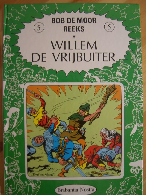 REEKS 5: WILLEM DE VRIJBUITER