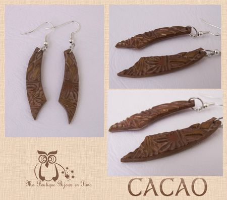 Boucles CACAO ligne courbe