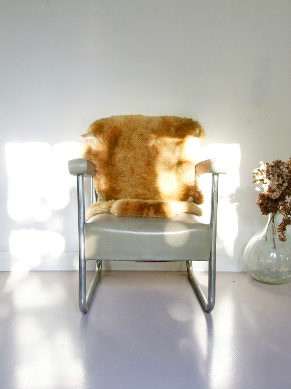 Fauteuil vintage Roneo
