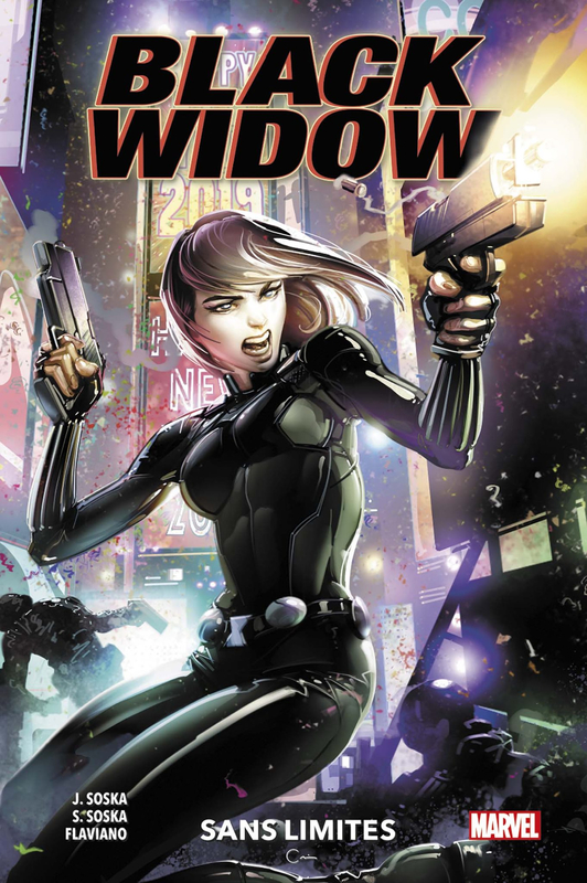 100% marvel black widow sans limites