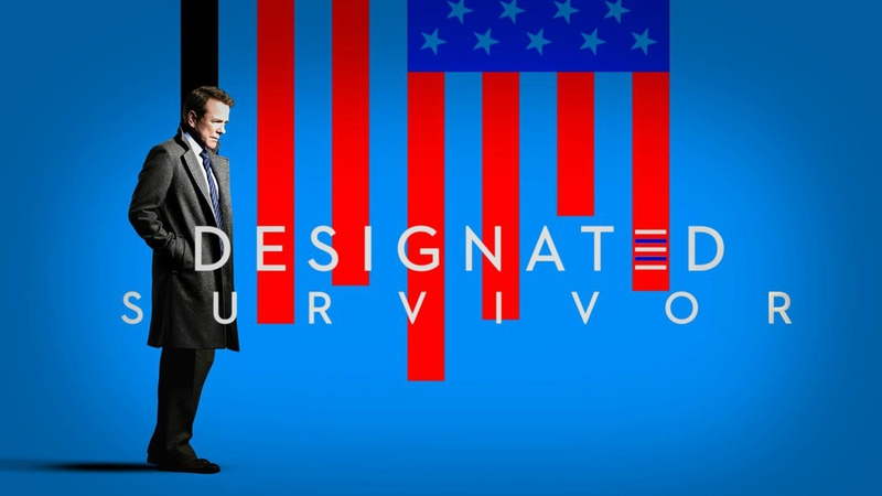 Designated survivor affiche