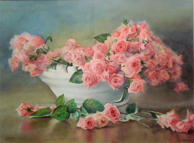 roses roses blanche odin