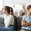 La difficulté de la séparation avec votre partenaire