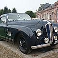 DELAHAYE type 135M coupé Guilloré 1950 Schwetzingen (1)