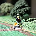Hastenbeck: le flanc droit français