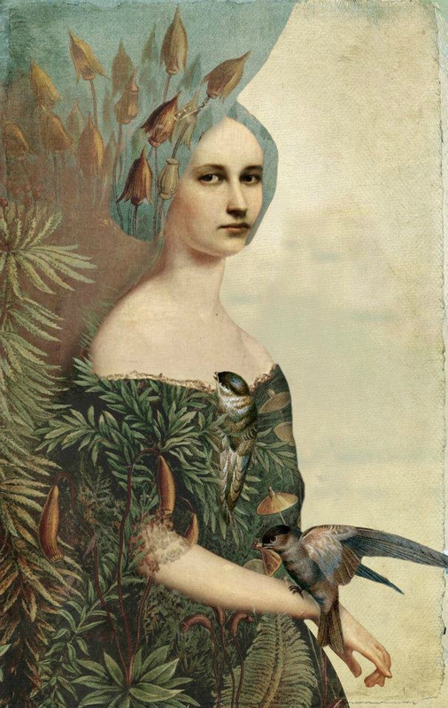 Catrin Welz-Stein - German Surrealist Graphic Designer - Tutt'Art@ (4)