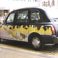 a cab in London