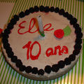Elie fête 10 ans