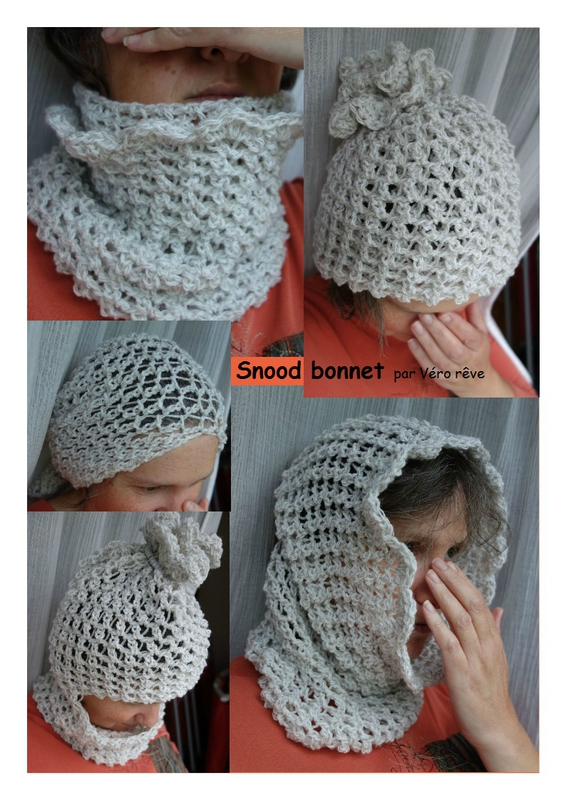 snood transformable