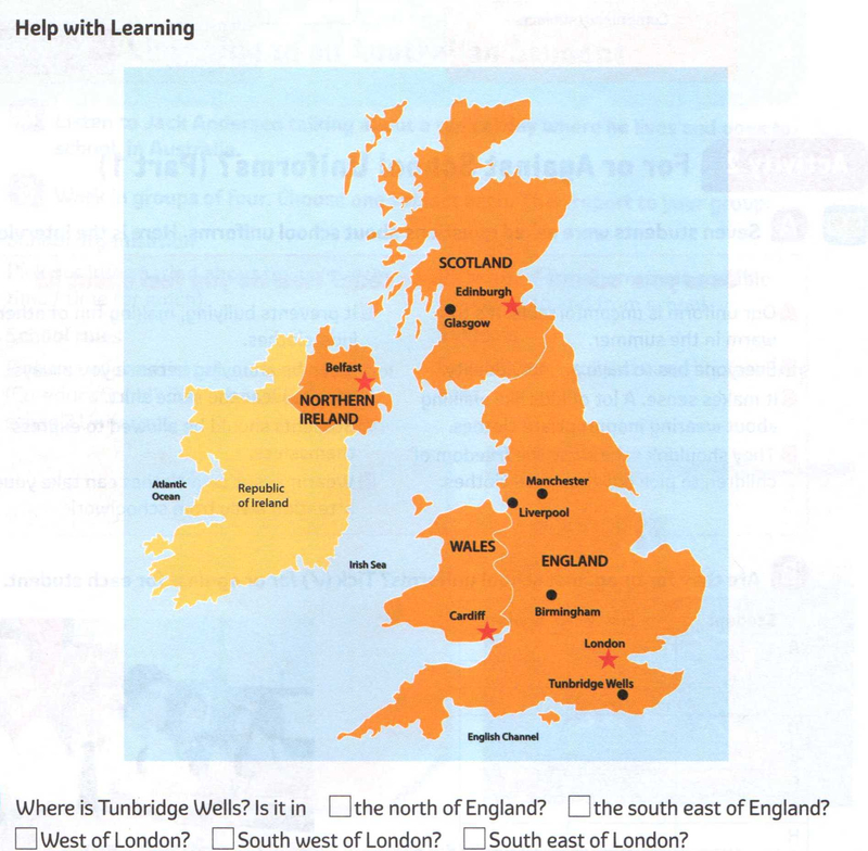 map of England lottie