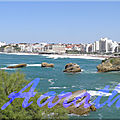 Biarritz - luxurious summer resort & surfer's paradise