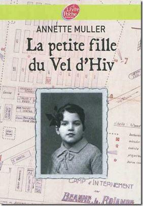 la petite fille du vel d'hiv
