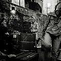 cigognes en fetes tonnay charente 2013 Cie les Journaliers ph Jacques Oudart