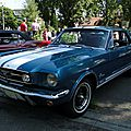 Ford t-5 hardtop coupe-1965