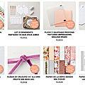 Sab : nouveaux cadeaux et découpes coordonnées