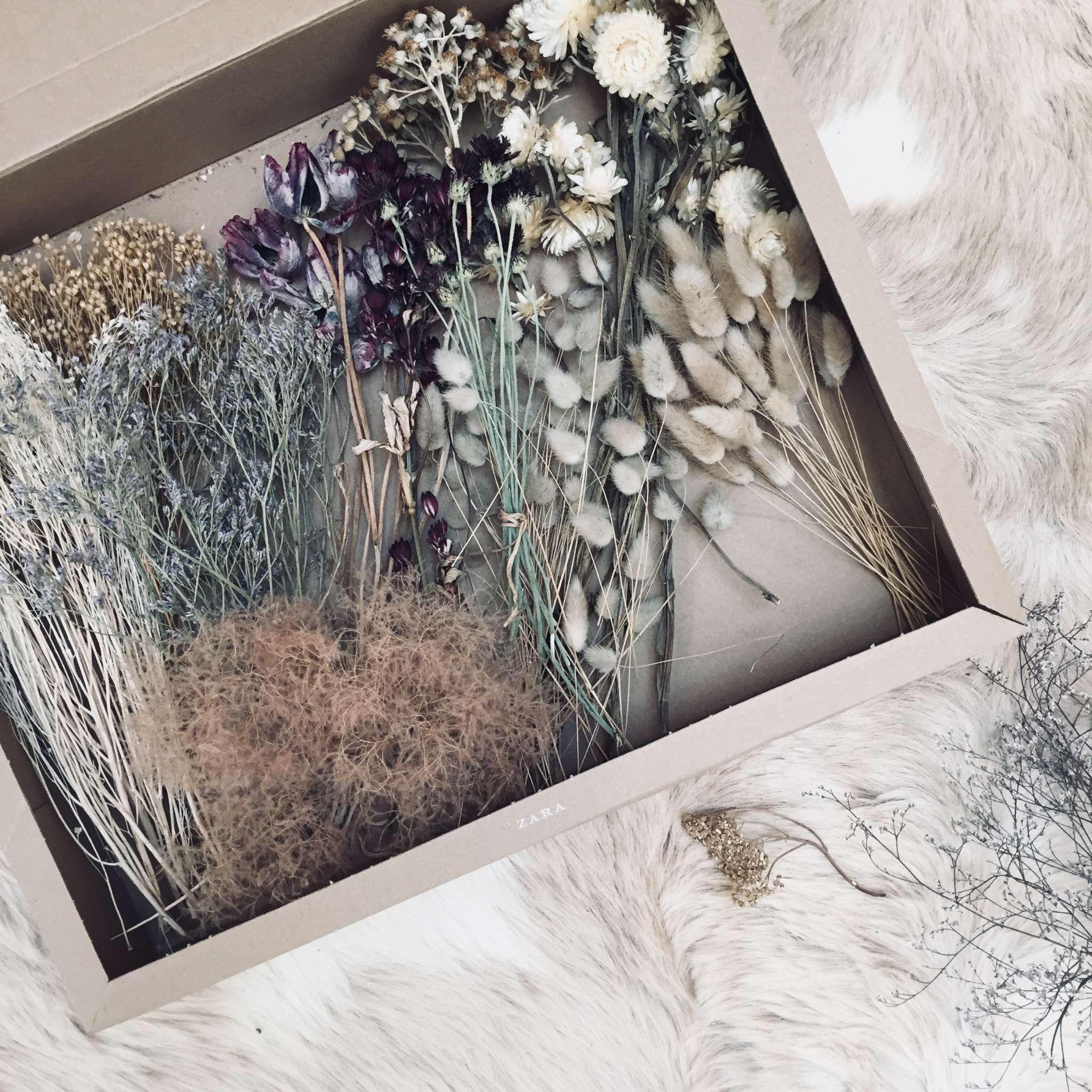 Comment Conserver Des Fleurs Séchées fleurs séchées - antique home