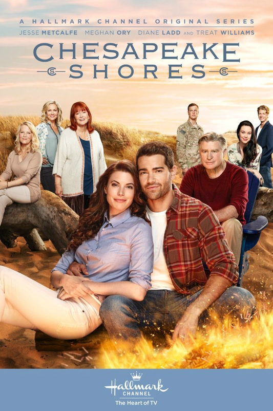 Affiche Chesapeake Shores