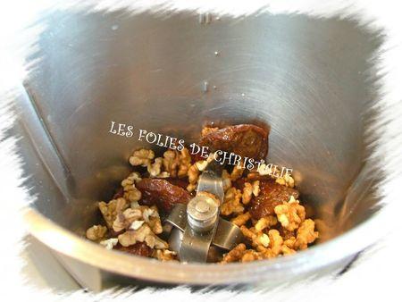 Bouchées fromagères aux noix 1