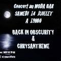 Concert BIO, Chrysantheme 14 juillet