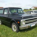 Chevrolet c-10 custom 2door pick-up avec hardtop
