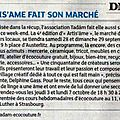article Artis'âme Sept 2013