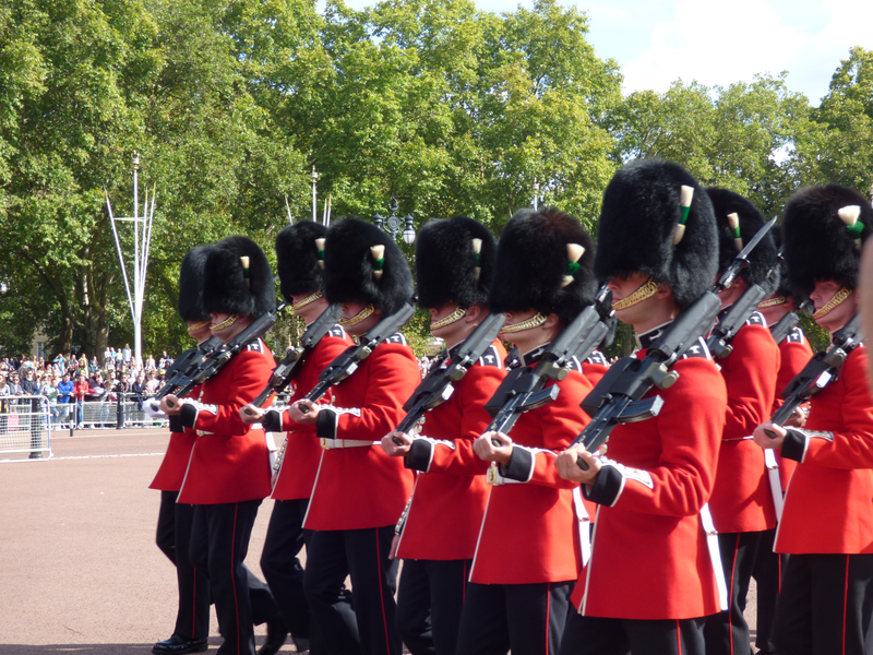20 Londres Relève de la garde (26)