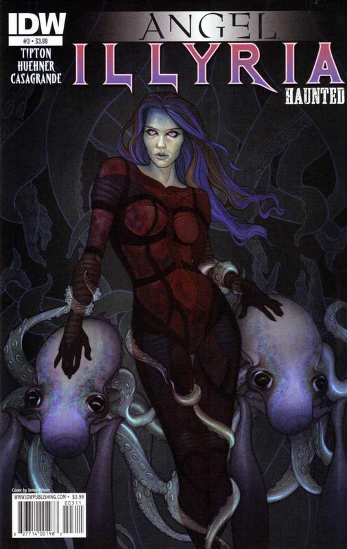IDW angel illyria haunted 03