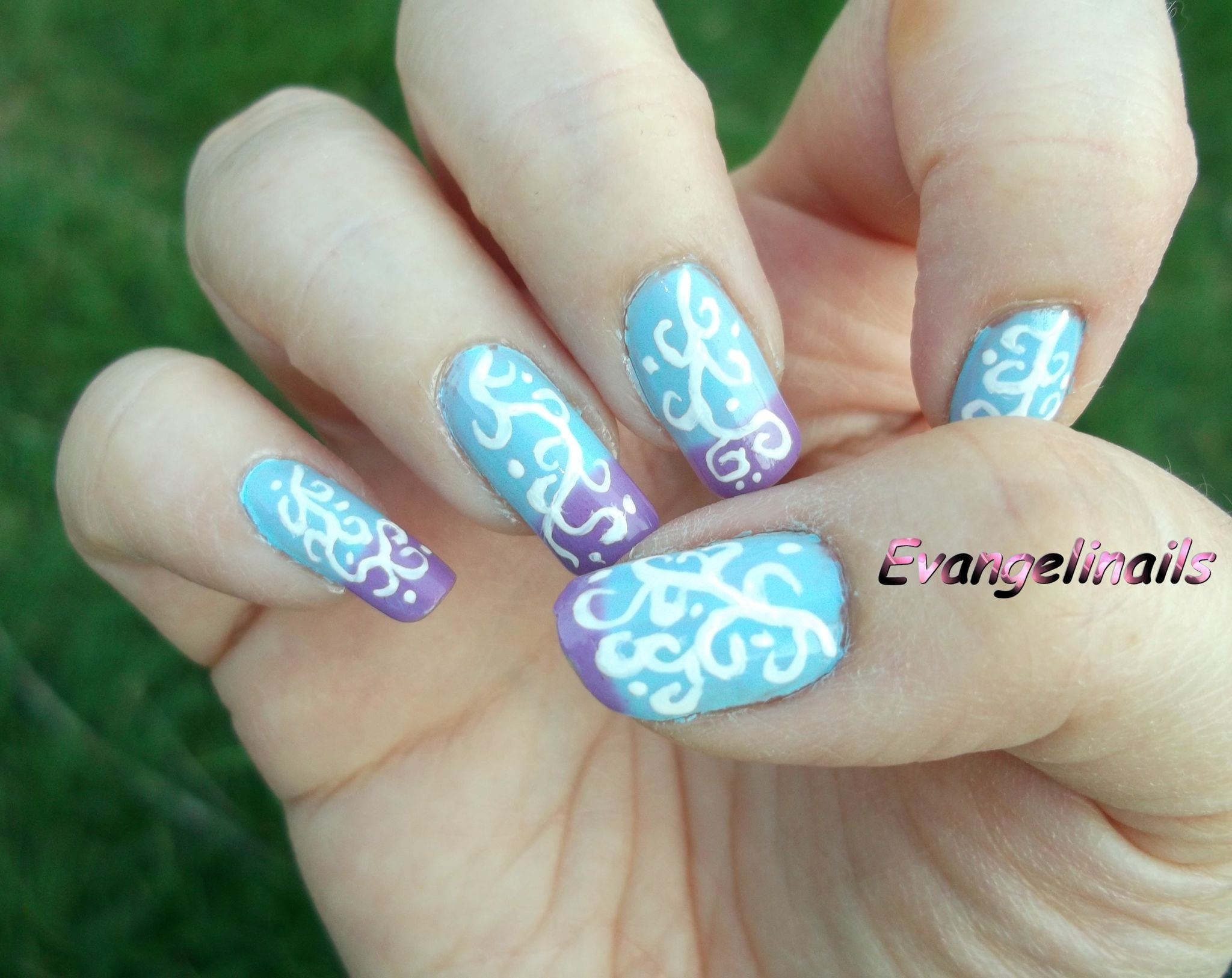 nail art ylin mood
