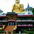 Temple - Dambulla
