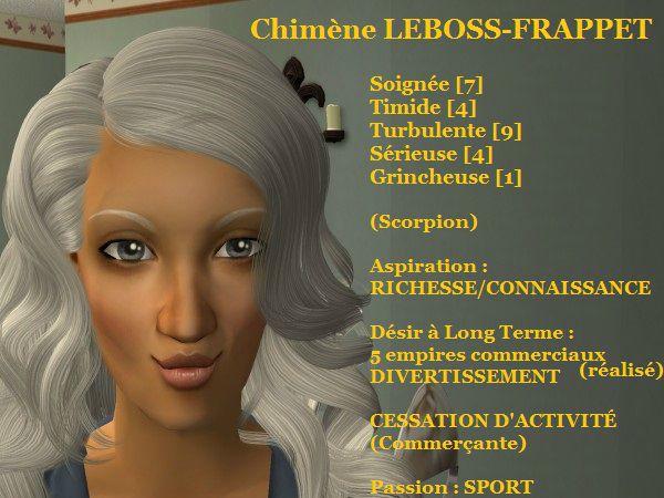 Chimène LEBOSS-FRAPPET