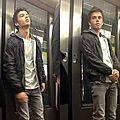 Minet du métro