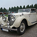BENTLEY 4 1/4 Litre drophead coupé 1937 Schwetzingen (1)