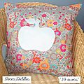 Coussin Pomme (recto)