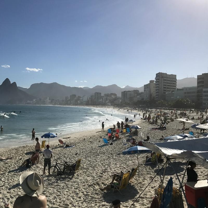 Brésil Ipanema