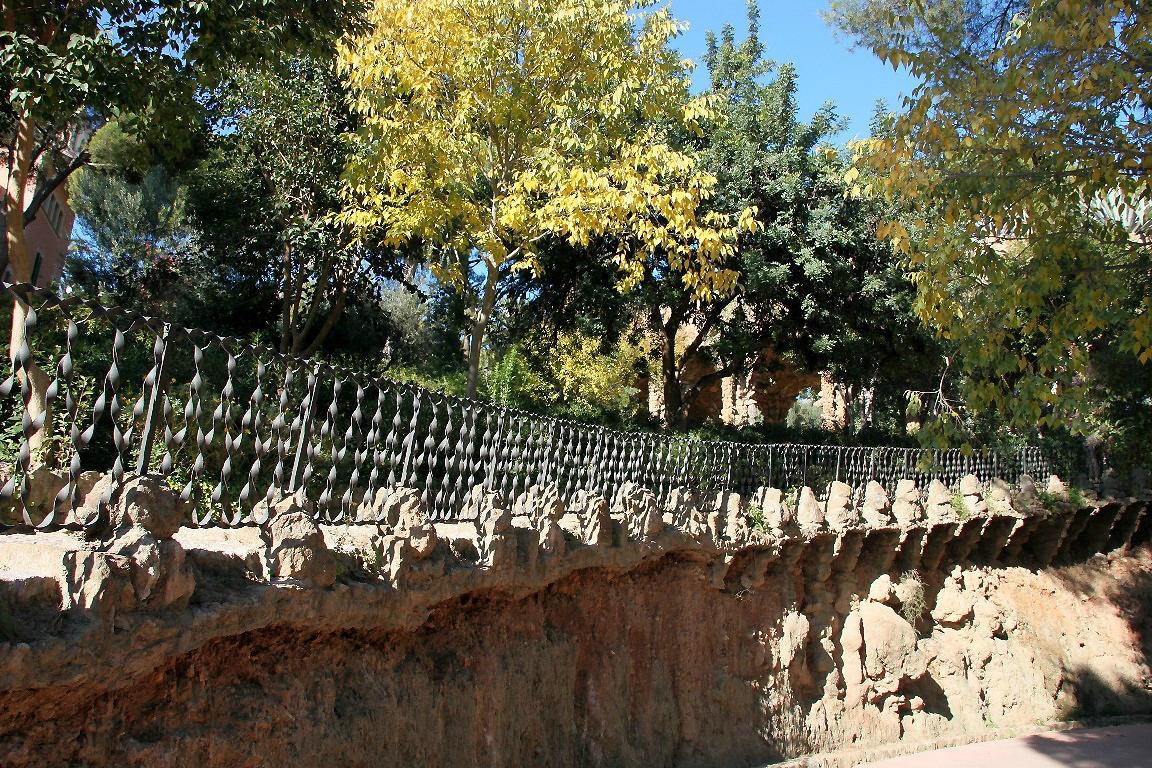 Barcelone, Park Güell 2_5494