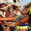La troupe de danse gabonaise « mbeng n'tam » en tournée en france !