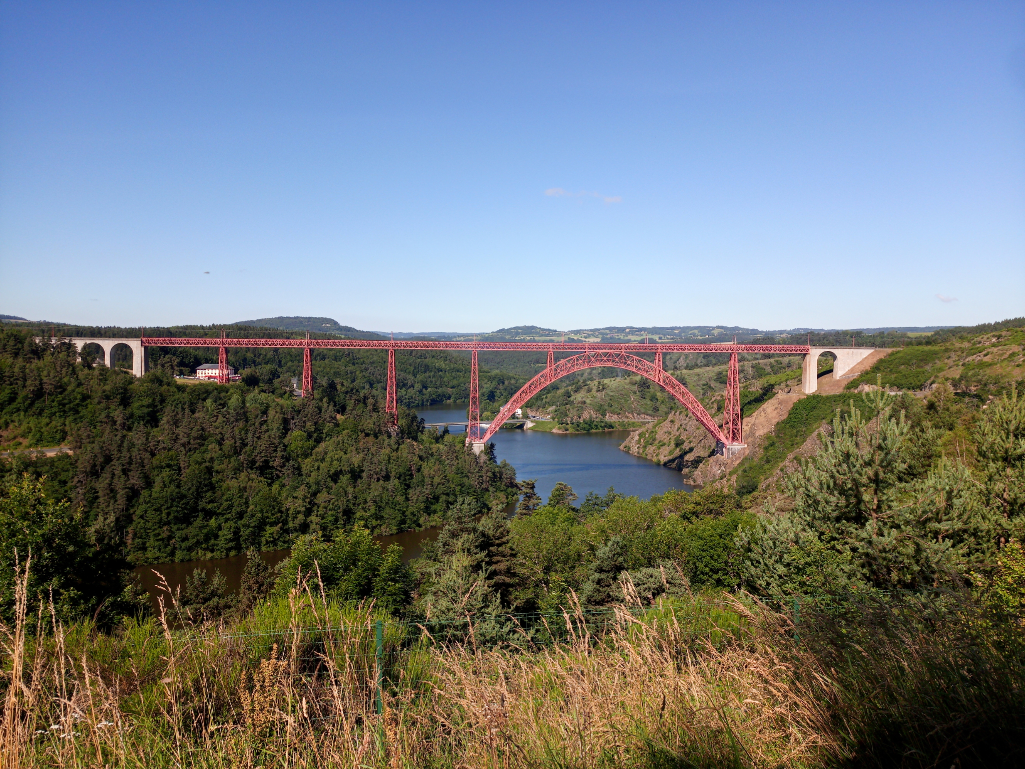 Garabit (Cantal - 15)