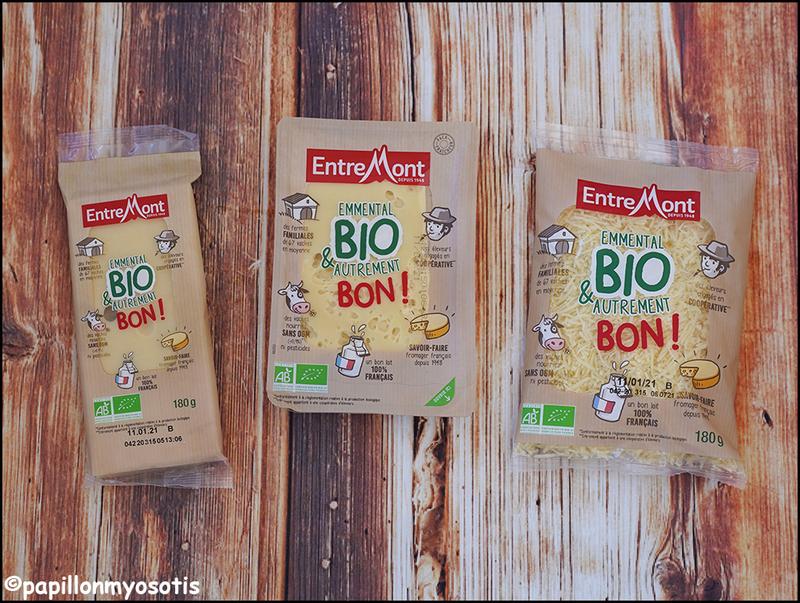 Gamme Bio Entremont