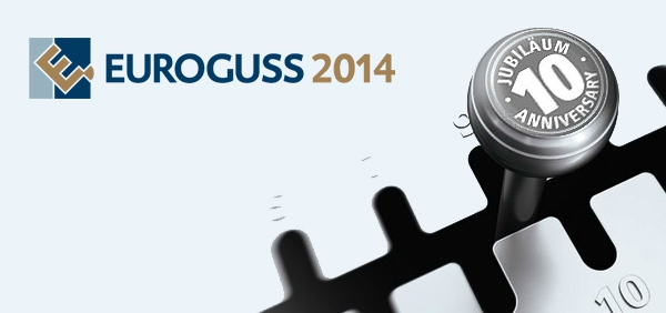 euroguss-2014 high pressure die casting exhibition conference congress