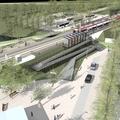 Baillargues : le train pour faciliter l'accès à montpellier