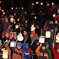 La parade des lanternes