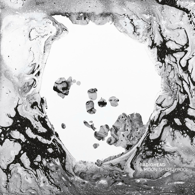 Radiohead album A Moon Shaped Pool