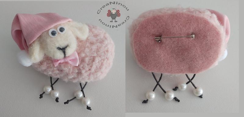 broche mouton 1f