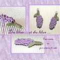 Du lilas ... et du lilas ...