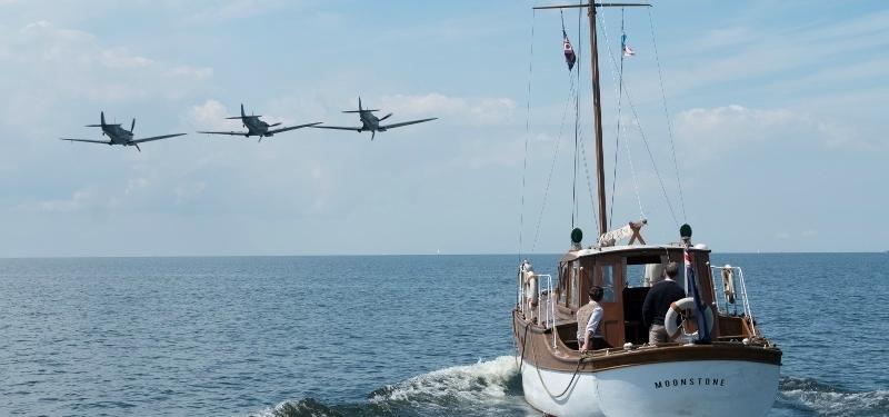 Dunkerque-Spitfireet Navire